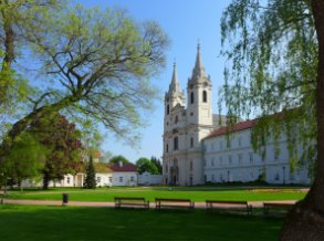 Cistercian Abbey of Zirc  (HUNGARY)